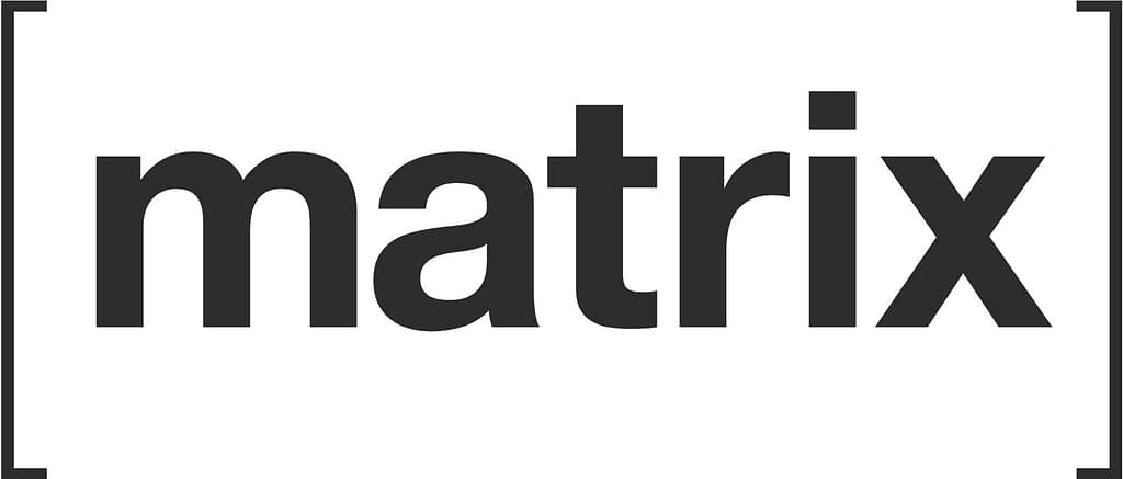 matrix-logo-black
